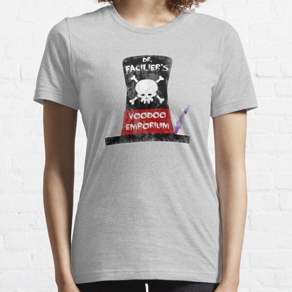 Dr. Facilier's Voodoo Emporium Essential T-Shirt