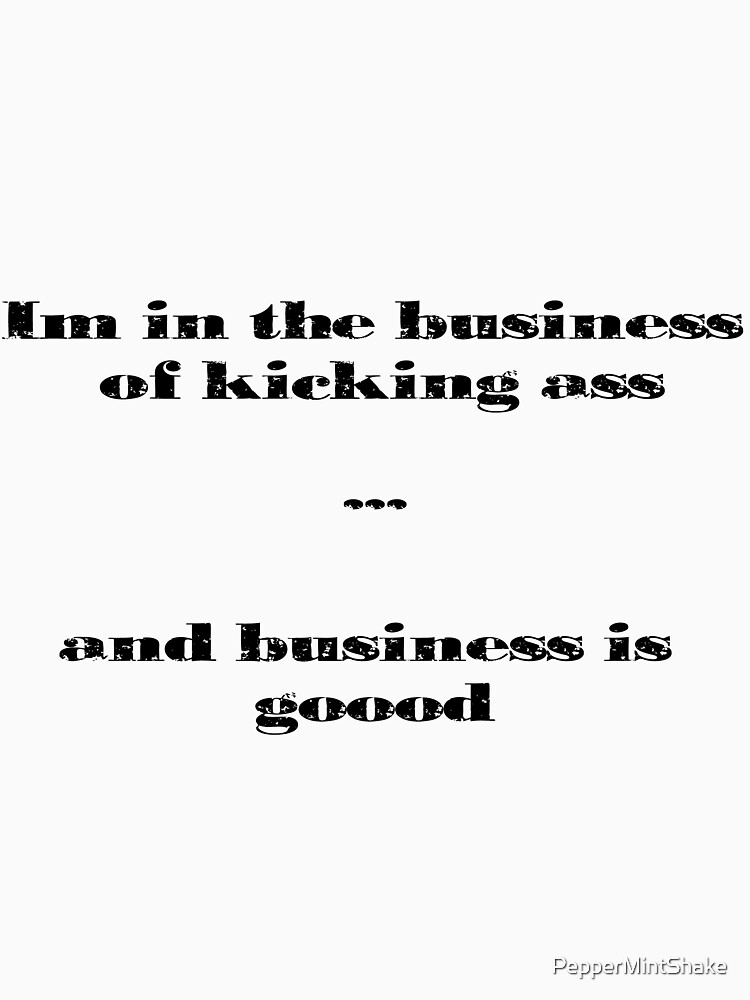 Business is goood by PepperMintShake