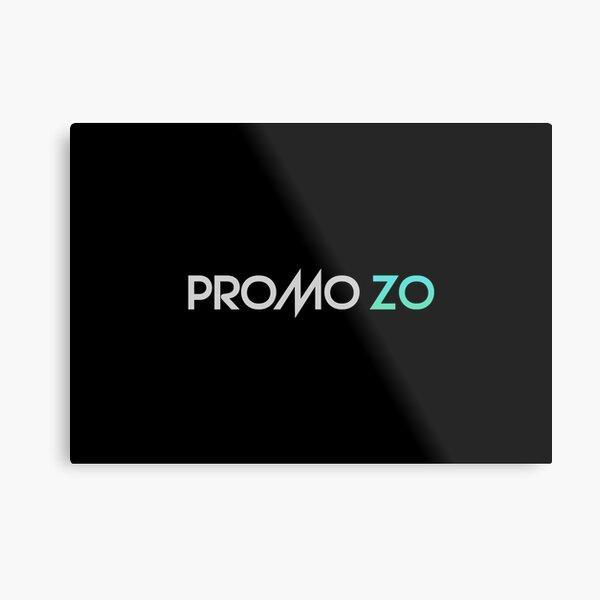 Promo ZO Metal Print