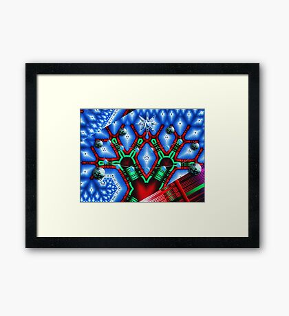Christmas Tree 2 Framed Print