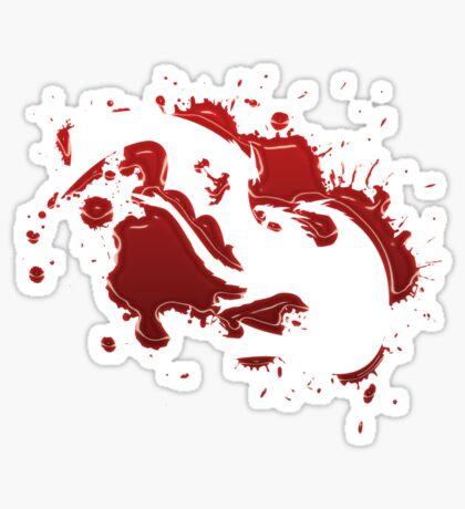 Dragon Hunter Sticker