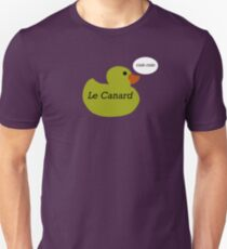 Le Canard Unisex T-Shirt