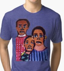 Different Drums T-Shirt by Josh version 2 Tri-blend T-Shirt