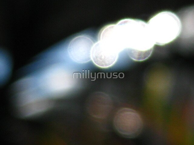 bokeh string by millymuso