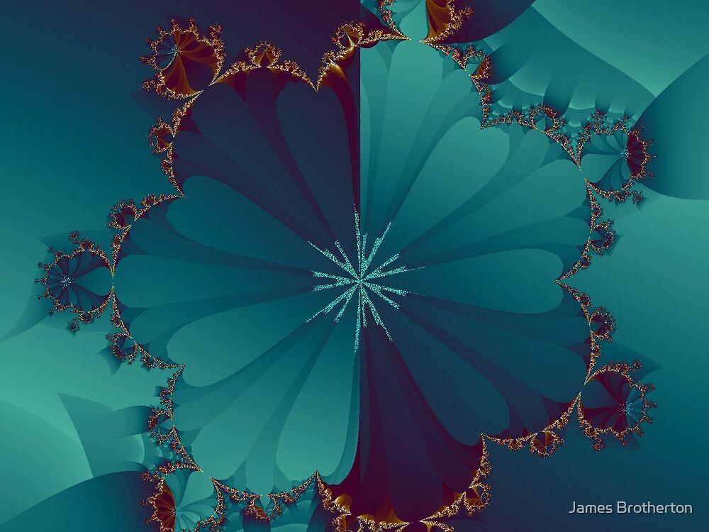 Blooming Mandel by James Brotherton