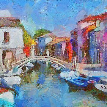 Venice Scenes by yumas
