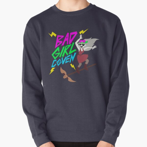 Bad Girl Coven - The Owl House Pullover Sweatshirt