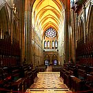 TRURO CATHEDRAL - Interior by AndyReeve