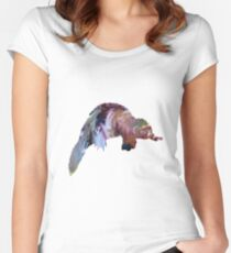 Platypus  Women's Fitted Scoop T-Shirt