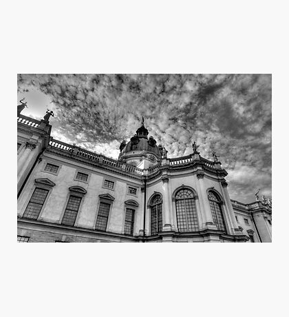 Charlottenburg palace Berlin Germany Photographic Print