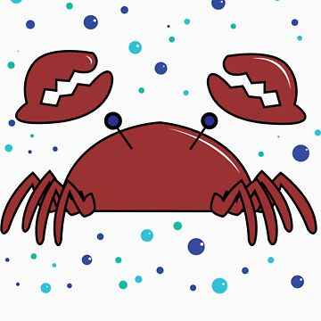 Don't be Crabby by lcreale