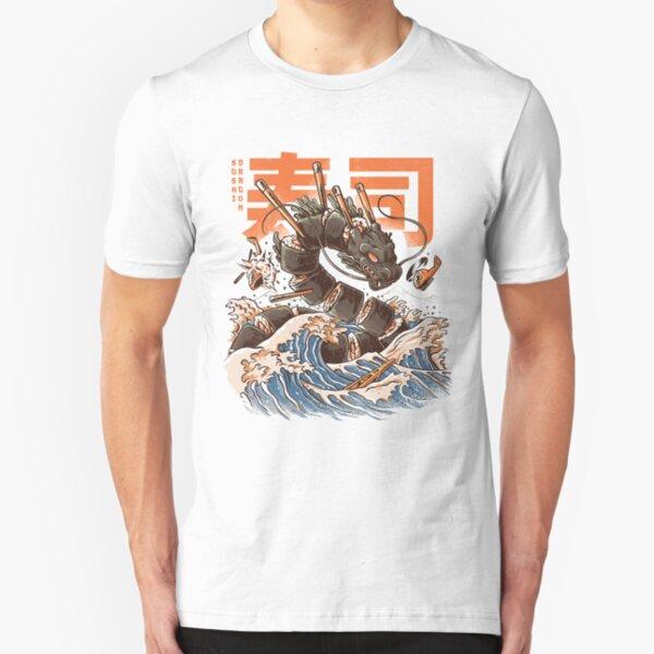 Dragon Kaiju Slim Fit T-Shirt