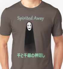 Noface - Spirited Away - (Designs4You) Unisex T-Shirt