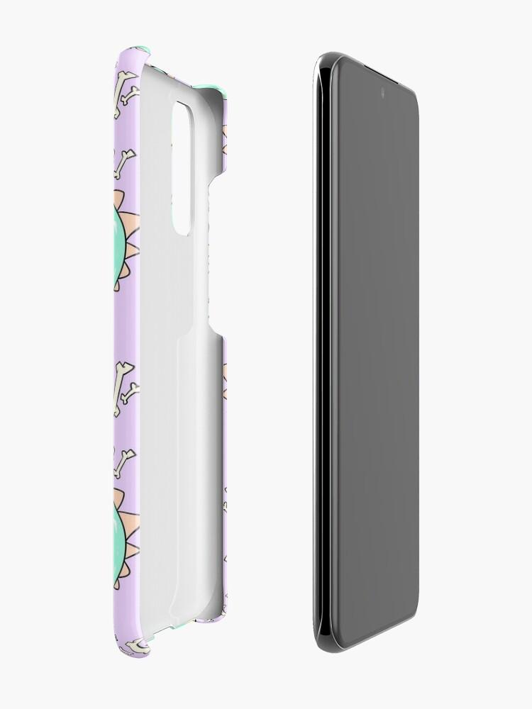 Alternate view of Blep-o-saurus  Case & Skin for Samsung Galaxy