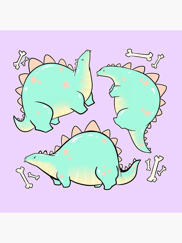 Blep-o-Saurus von squidbiscuit