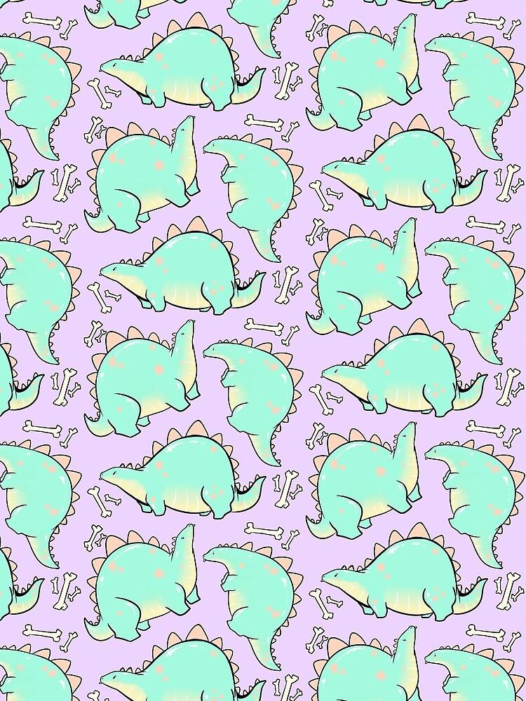 Blep-o-saurus  by squidbiscuit