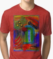 Sound The Trumpet T-Shirt Tri-blend T-Shirt