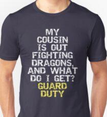 Guard Duty Unisex T-Shirt