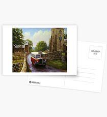 Leyland Tiger Postcards