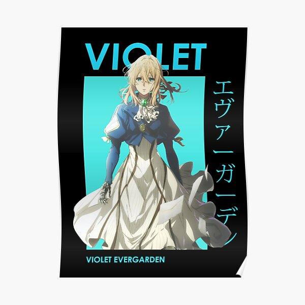 Violet Evergarden Anime Poster