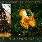 WoodenShoes Xmas Tree - card by steppeland