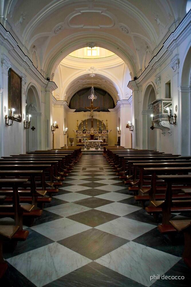 Chiesa Di San Michele, Anacarpi, italy by phil decocco