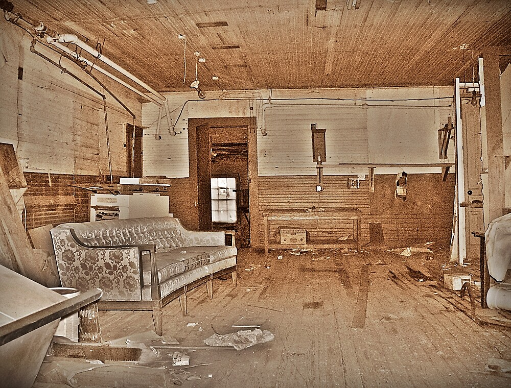 Spacious Fixer Upper by Paul Lubaczewski