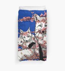 Spring Fox Duvet Cover