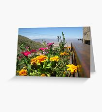 Jerome Flowers Greeting Card