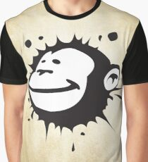 Monkeysplat Graphic T-Shirt