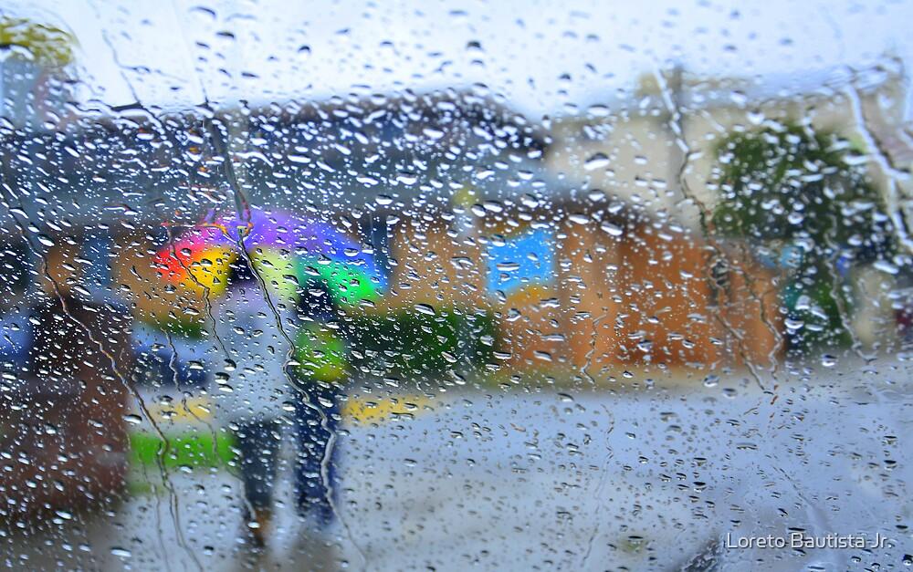 It's summer & raining in Sydney - 2011 by Loreto Bautista Jr.