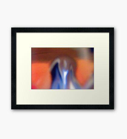 Dominance Framed Print