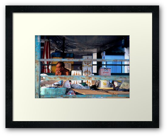 The Smoking Man by jadennyberg