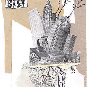 Zoo City by iLostmychild