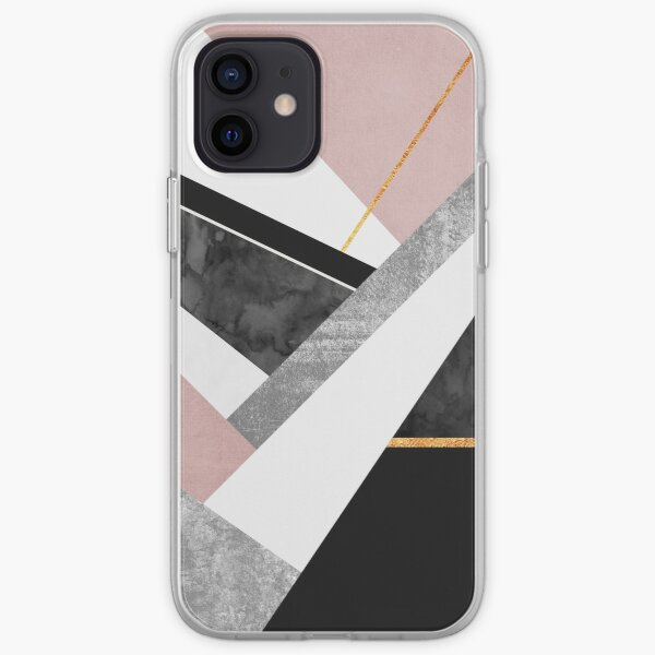 Lines & Layers iPhone Soft Case