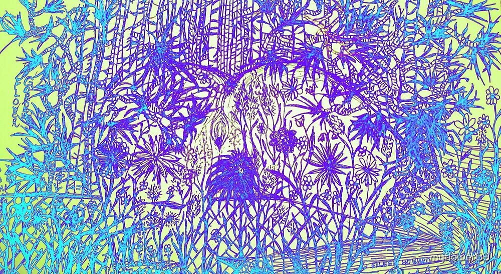 stemless flower by myflower69
