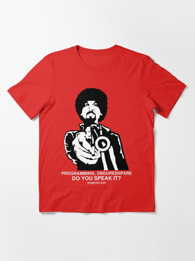 "Alternate view of ProgMofo, ""Less Optimized"" Edition Essential T-Shirt"