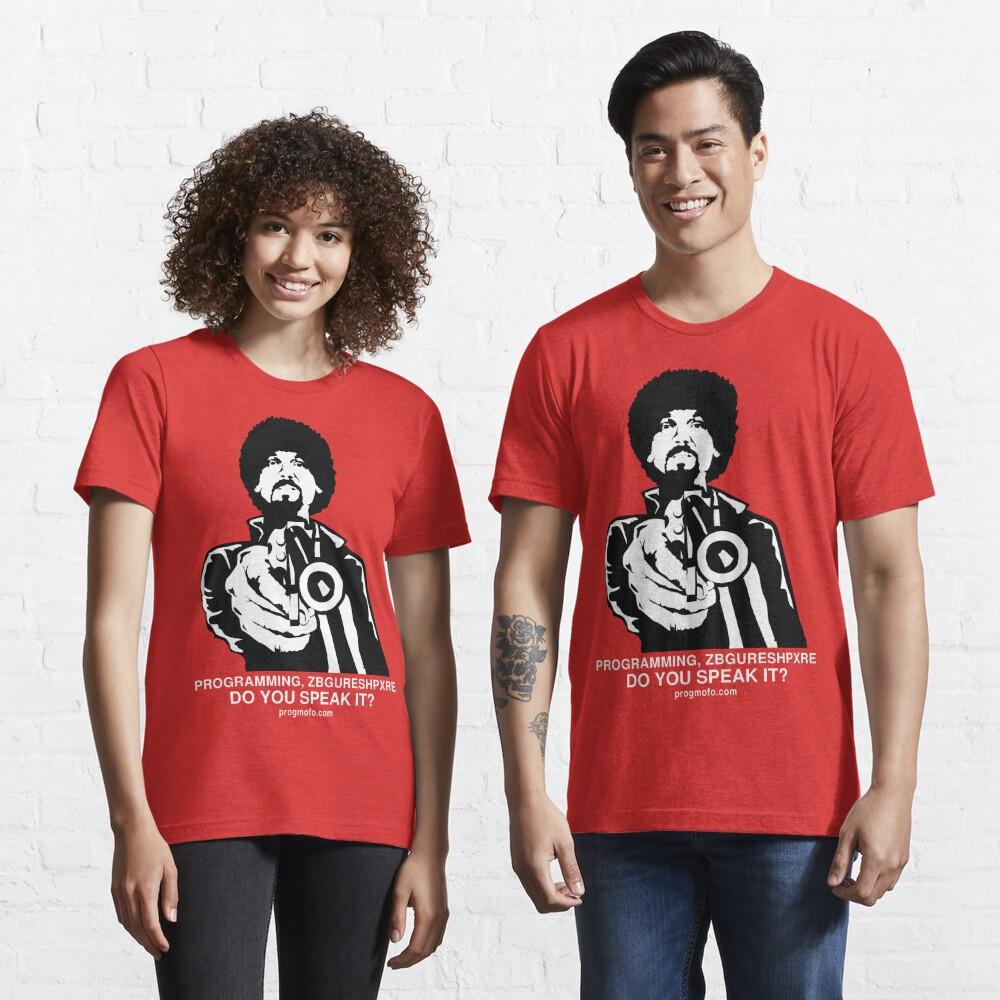 "ProgMofo, ""Less Optimized"" Edition Essential T-Shirt"
