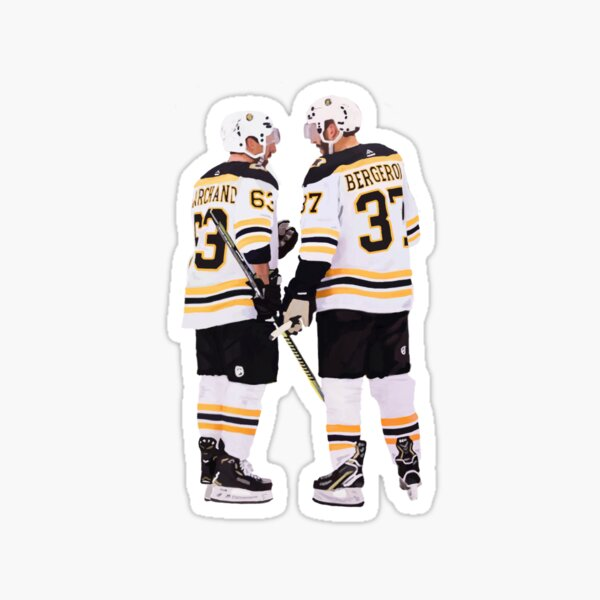 Marchand and Bergeron Sticker
