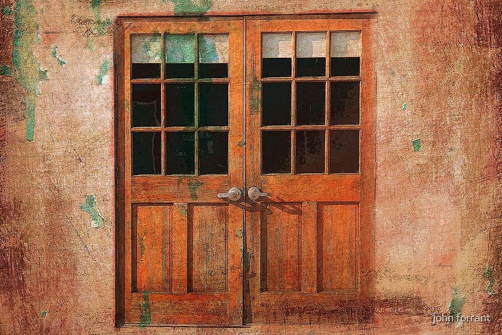 Barn Doors by john forrant