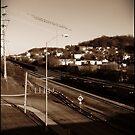 Long Train by Paul Lubaczewski