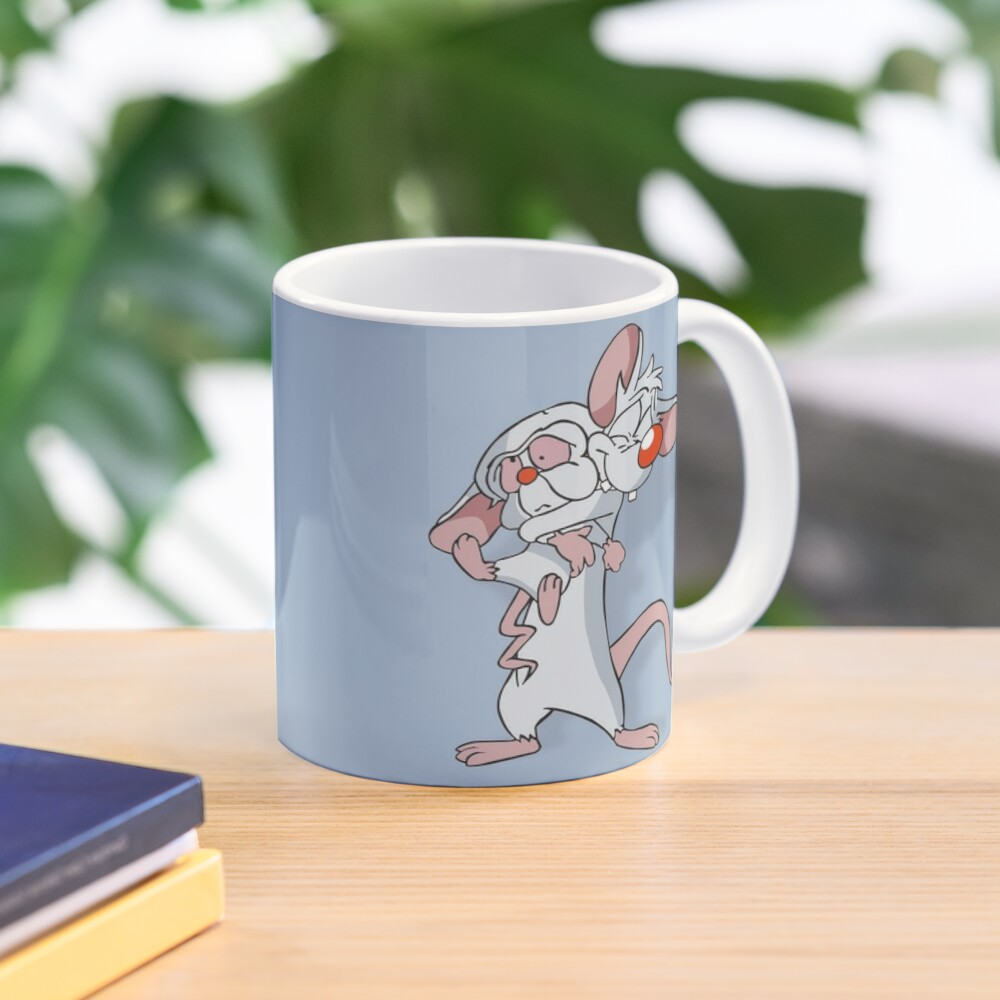 Pinky and the Brain Mug