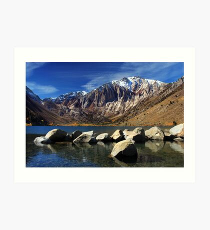 Convict Lake Art Print