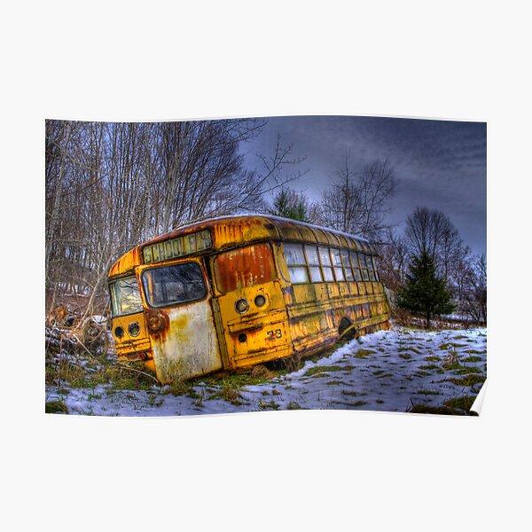 School Bus 23 Poster