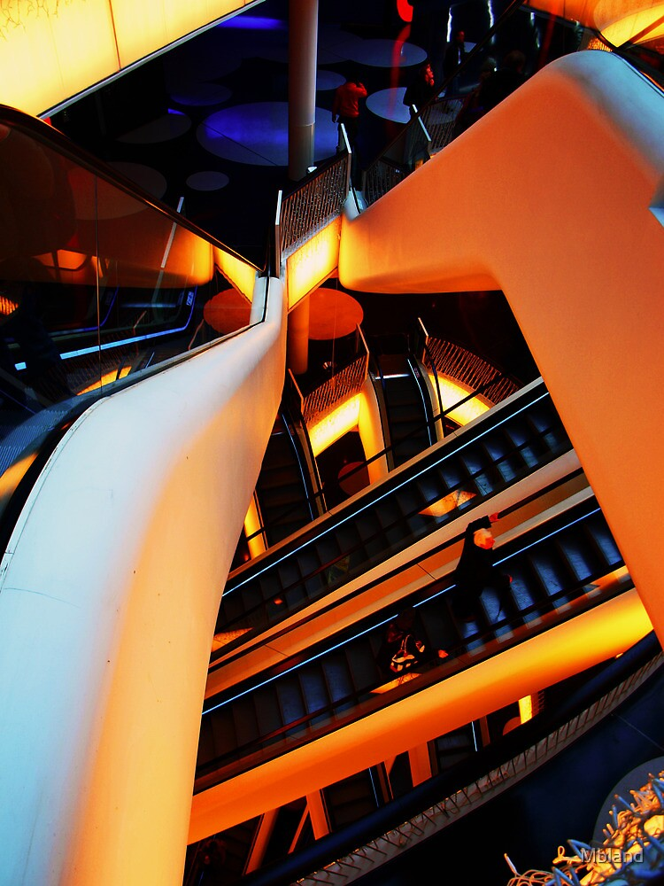 Escalation Overlap. by Mbland