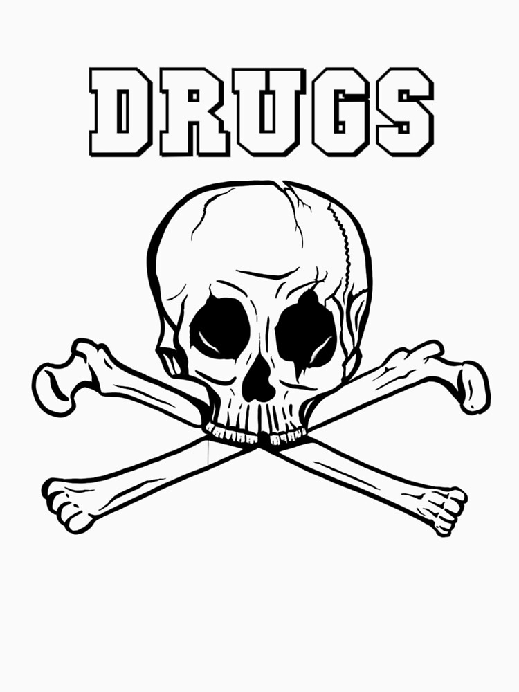 Drugs Shirt  by ceo-ism
