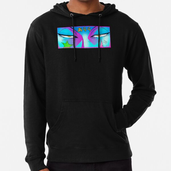 Japanese Anime Mask | Oh lala ヒソカ゠モロウ | Available in Mask Lightweight Hoodie