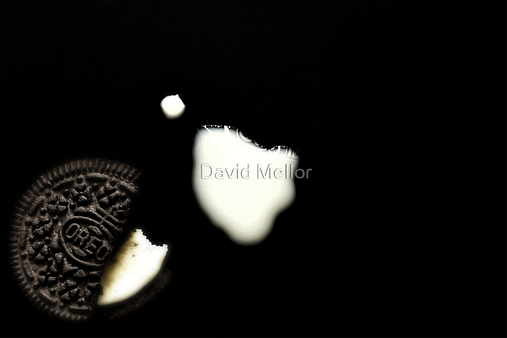 Milk And Cookie by David Mellor