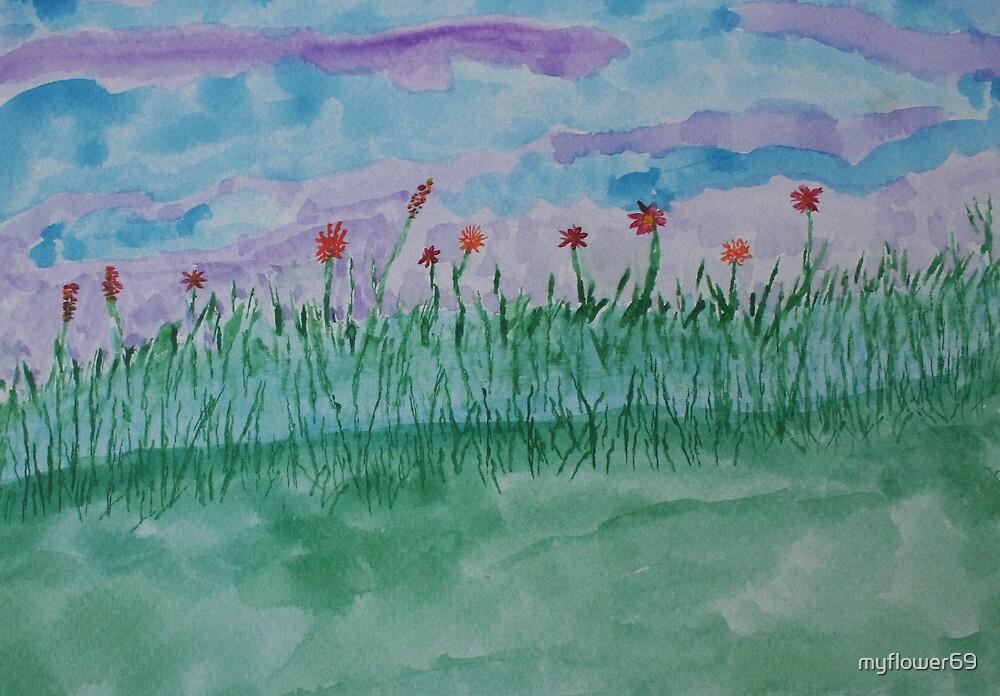 spring by myflower69