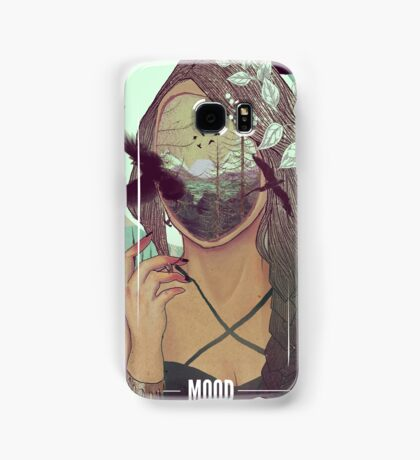 MOOD Samsung Galaxy Case/Skin